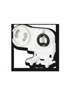 Лампостартеродержатель Т8 (100557)