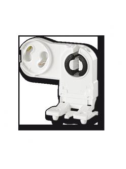Лампостартеродержатель Т8 (100559)