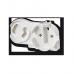 Лампостартеродержатель Т8 колпак (101785)