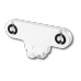 Лампотримач патрон Т8 G13 (108816)