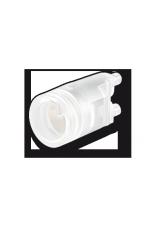 Патрон вологозахищений накидний G5 для ламп Т5