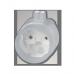 Патрон вологозахищений накидний G13 для ламп Т8