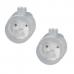 Патрон влагозащищенный накидной G13 для ламп Т8 (2 шт.)