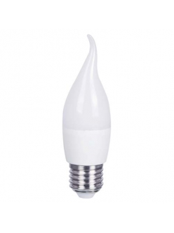 Светодиодная лампа Feron LB-737 6W E27 2700K (свеча на ветру)