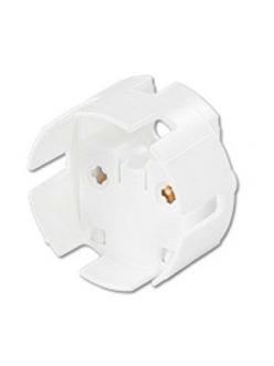 Патрон торцевой G13 для ламп Т8