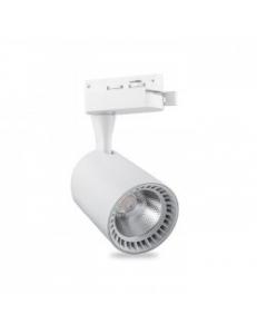 Фото Трековый светильник Feron AL102 12W белый